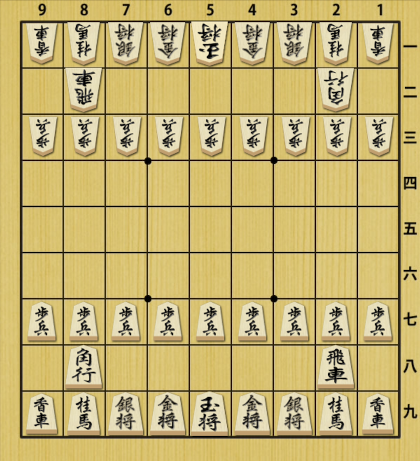 《超初心者向け》将棋の駒の並べ方・配置を教えます!